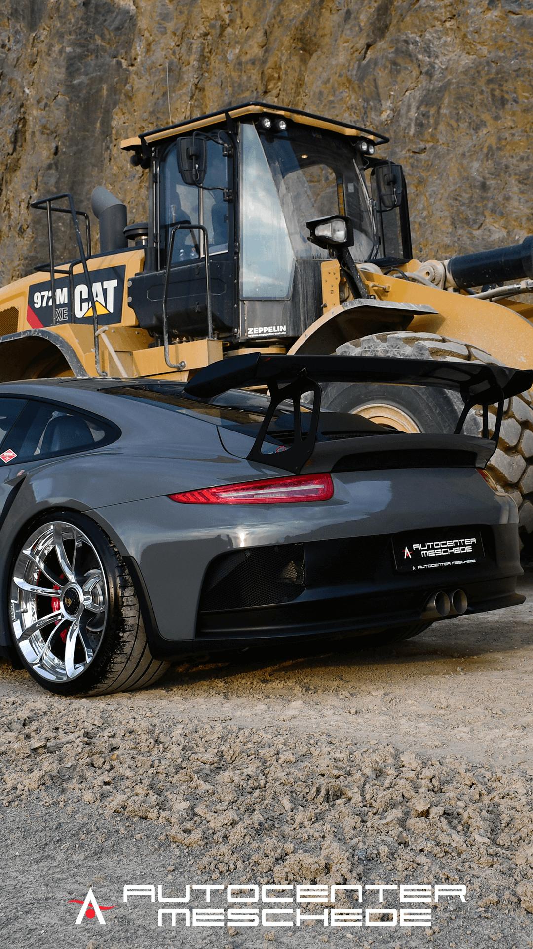 Wallpaper Porsche 991 JP Performance | Autocenter Meschede
