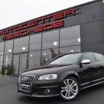Audi S3 2.0 TFSI S-Tronic Schalensitze