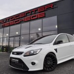 Ford Focus 2.5 RS Frostweiß