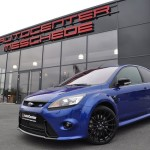 Ford Focus 2.5 RS Indianapolis Blau Metallic