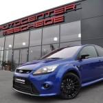 Ford Focus 2.5 RS Indianapolis Blau Metallic