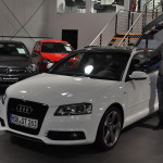 Audi A3 2.0 TDI quattro S-line