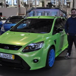 Ford Focus RS Ultimate Green