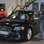 Audi S3 Schalensitze