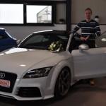 Audi TT RS 420PS von Hohenester