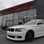 Bmw 123D Performance