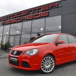 VW Polo GTI CUP 1,8 T